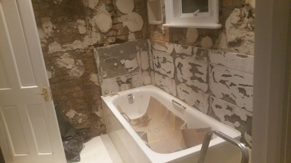 Bathroom Fitting - Harrow on the Hill